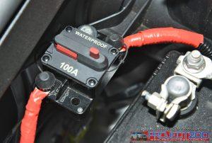 100A circuit breaker