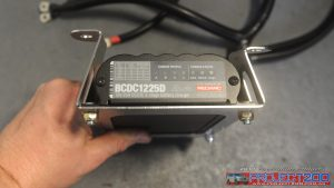 Redarc BCDC1225D bracket