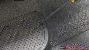 Remove tread plate
