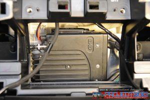 UHF installation landcruiser 200