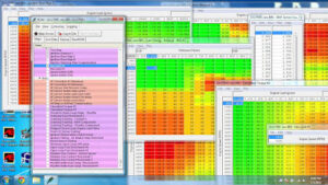 ECU remap table