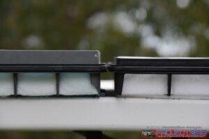 Toyota vs Ryco air filter element seals
