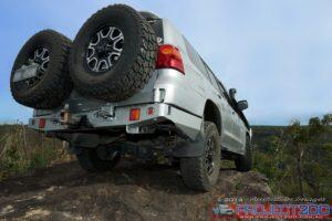 Landcruiser 200 rear bar kaymar alternative