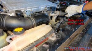 Landcruiser 200 radiator