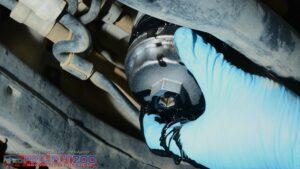 Landcruiser 200 oil filter cap